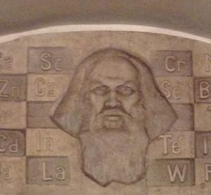 Mendeleevskaya station