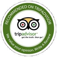 TripAdvisor Button