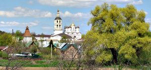The Nativity of Our Lady Monastery of St Pafnuty of Borovsk 1