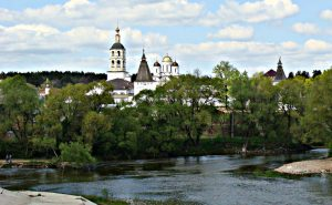 The Nativity of Our Lady Monastery of St Pafnuty of Borovsk 2