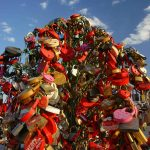 Love locks Tree