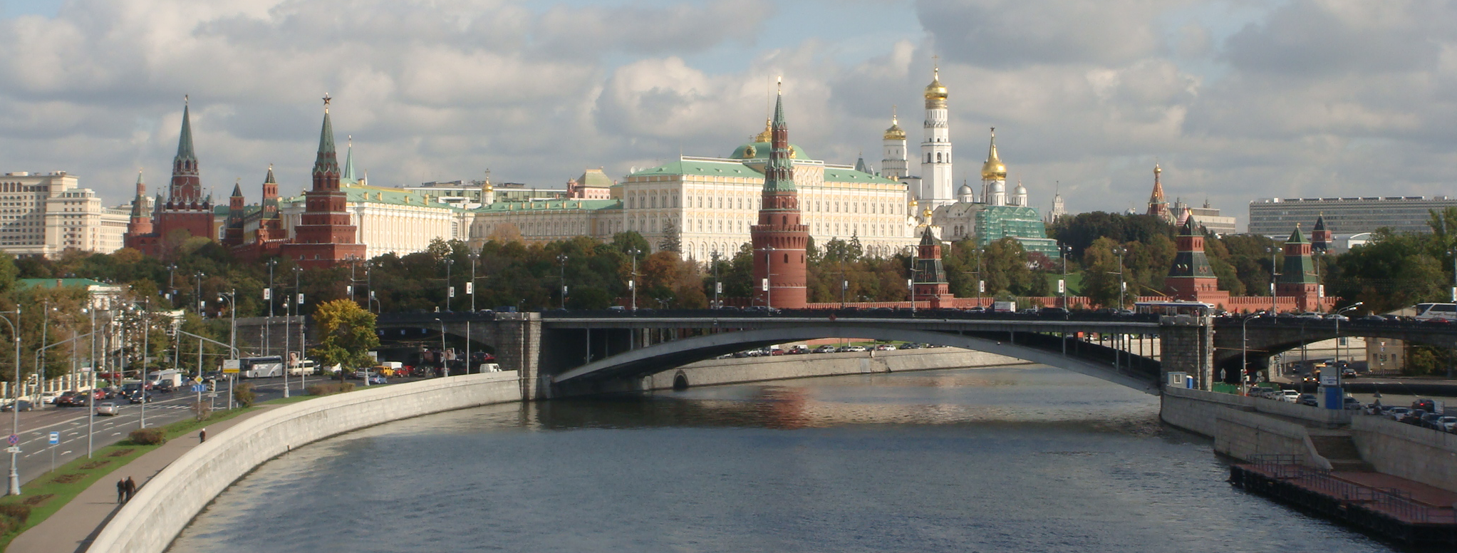 Panorama of the Kremlin
