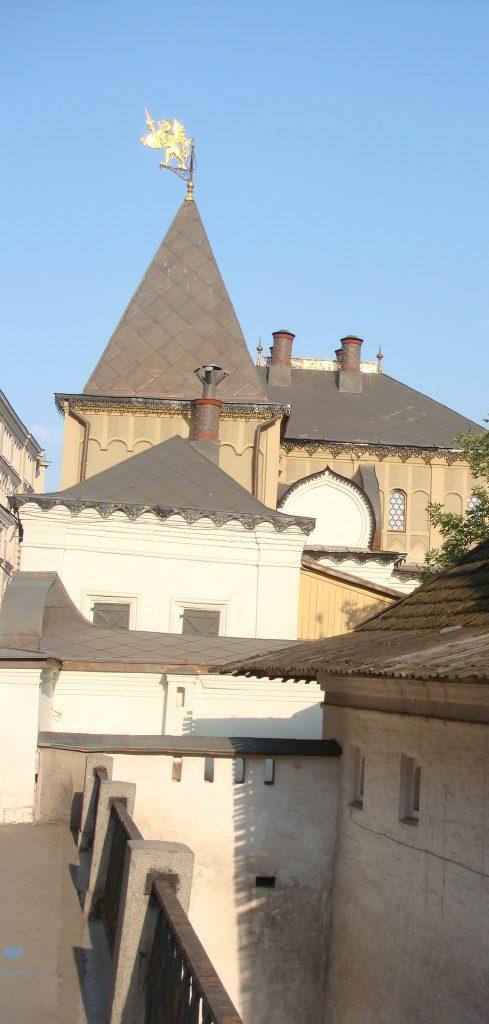 the Romanovs chambers